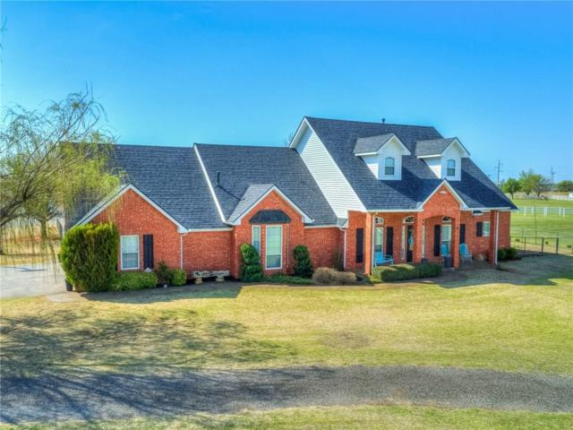 3120 NW 26th, Newcastle, OK 73065 (MLS #816824) :: Barry Hurley Real Estate