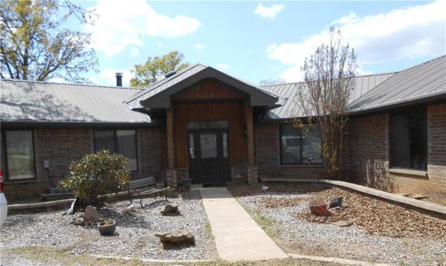 30324 N County Rd 3210, Wynnewood, OK 73098 (MLS #816839) :: UB Home Team