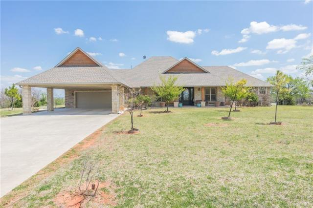 1380 S Dickerson Street, Newcastle, OK 73065 (MLS #816846) :: Meraki Real Estate