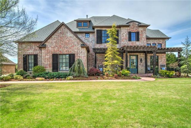 4309 Stirrup Lane, Edmond, OK 73034 (MLS #816859) :: KING Real Estate Group