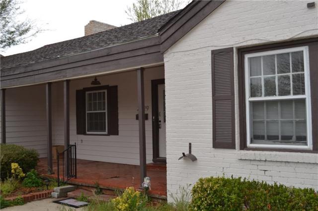 2729 W Wilshire Boulevard, Oklahoma City, OK 73116 (MLS #816864) :: Homestead & Co