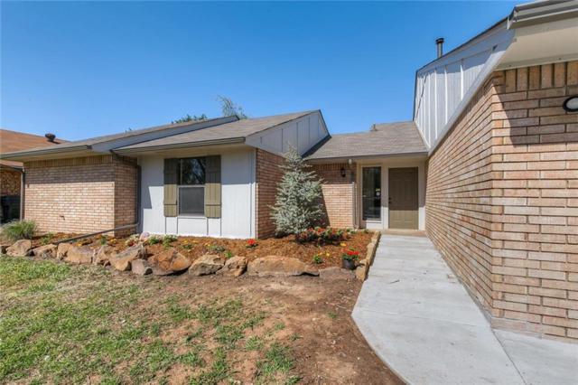 10509 Flamingo Avenue, Oklahoma City, OK 73162 (MLS #816885) :: Wyatt Poindexter Group