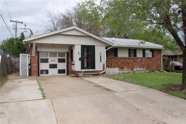 1204 N Nail Parkway, Moore, OK 73160 (MLS #816888) :: Barry Hurley Real Estate