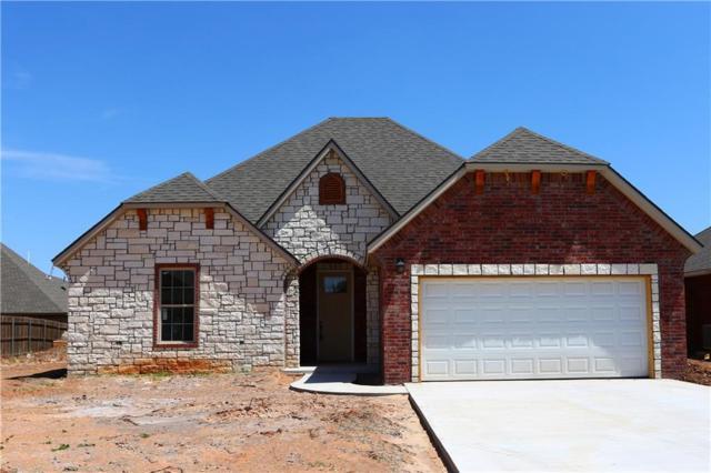 6504 Bent Wood Drive, Oklahoma City, OK 73169 (MLS #816892) :: UB Home Team