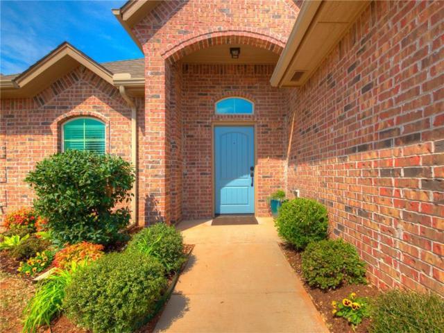 333 Kimberly Drive, Edmond, OK 73003 (MLS #816913) :: Homestead & Co