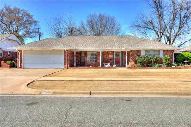 2437 SW 80th Street, Oklahoma City, OK 73159 (MLS #816918) :: Homestead & Co