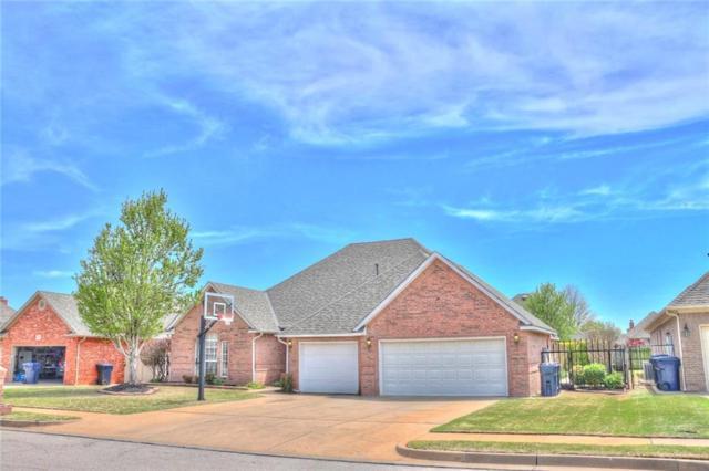 3220 105th Terrace, Oklahoma City, OK 73170 (MLS #816946) :: Erhardt Group at Keller Williams Mulinix OKC