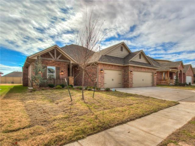 8708 NW 109th Terrace, Oklahoma City, OK 73162 (MLS #816974) :: Homestead & Co