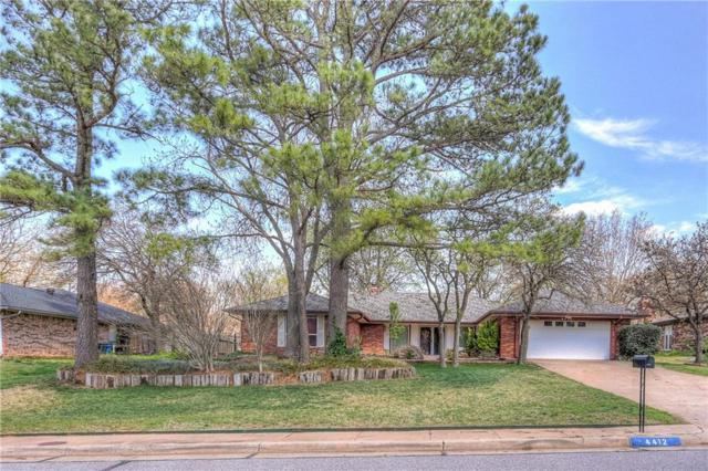 4412 Steven Drive, Edmond, OK 73013 (MLS #816978) :: Barry Hurley Real Estate