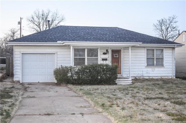 515 W 7th, Elk City, OK 73644 (MLS #816980) :: UB Home Team