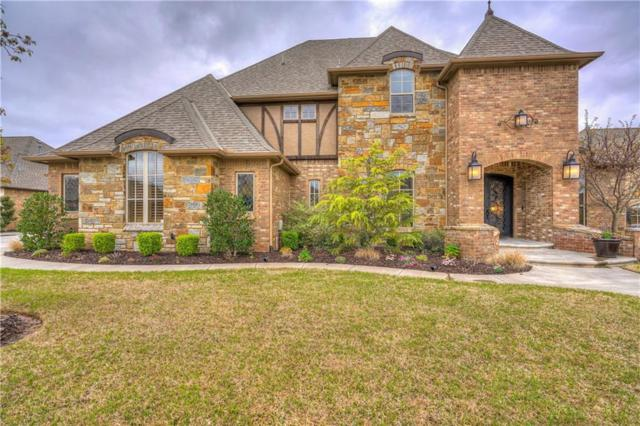 2224 Buffalo Pass, Edmond, OK 73034 (MLS #817015) :: KING Real Estate Group