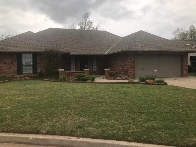 11905 Sierra, Oklahoma City, OK 73162 (MLS #817035) :: KING Real Estate Group