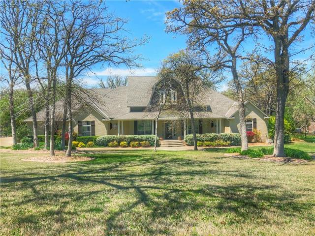 2021 Maria Circle, Edmond, OK 73034 (MLS #817041) :: Barry Hurley Real Estate