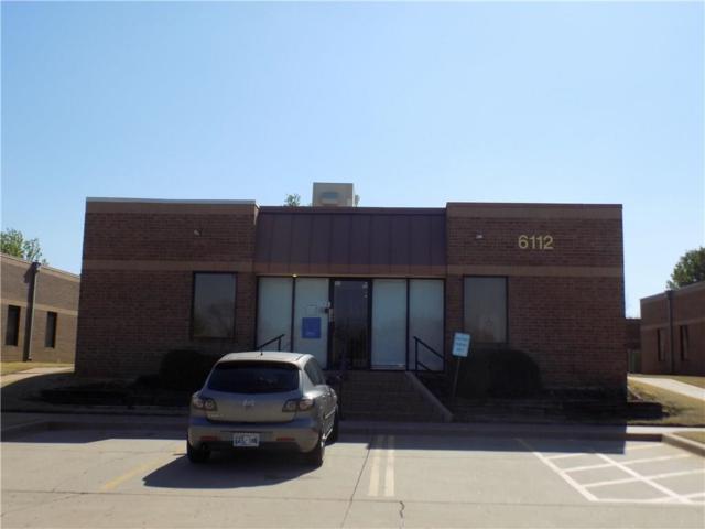 6112 NW 63rd Warr Acres Street #6112, Oklahoma City, OK 73132 (MLS #817051) :: Meraki Real Estate