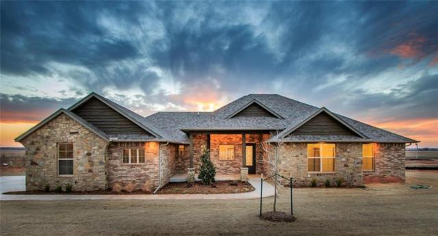 4701 Quartz Ridge, Oklahoma City, OK 73179 (MLS #817056) :: Wyatt Poindexter Group