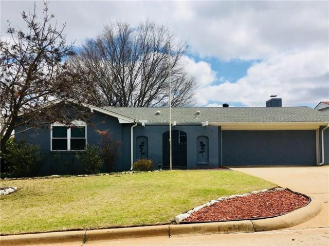 1306 Redstone, Clinton, OK 73601 (MLS #817077) :: Wyatt Poindexter Group