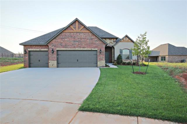 6409 NW 163 Place, Edmond, OK 73013 (MLS #817083) :: Homestead & Co
