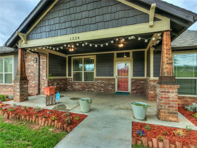 1324 N Missouri Avenue, Oklahoma City, OK 73117 (MLS #817101) :: Barry Hurley Real Estate
