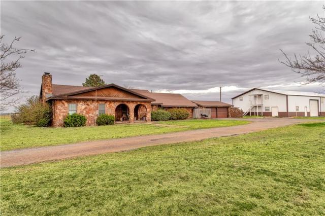 11146 N Highway 30, Sweetwater, OK 73666 (MLS #817111) :: Homestead & Co