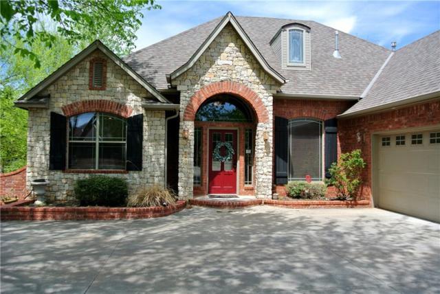 717 E Olivia Terrace, Mustang, OK 73064 (MLS #817118) :: Barry Hurley Real Estate