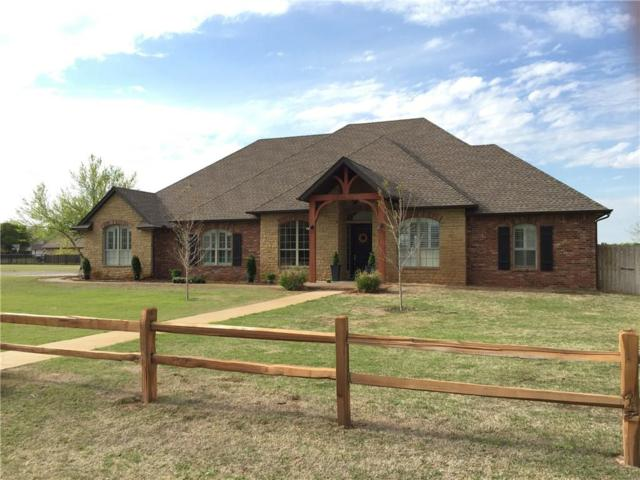 7351 Pleasant Valley Drive, Norman, OK 73072 (MLS #817121) :: Barry Hurley Real Estate