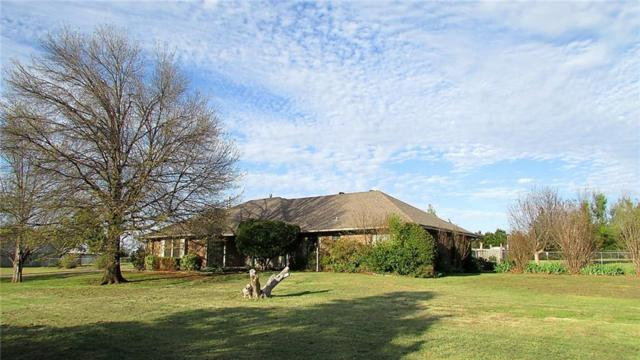 10712 Blue Fox Drive, Edmond, OK 73025 (MLS #817130) :: Barry Hurley Real Estate