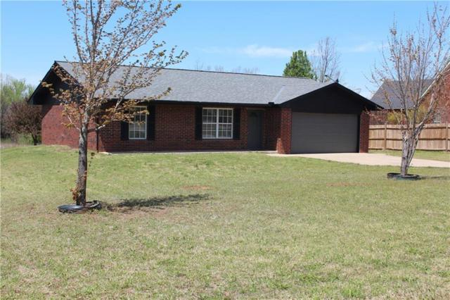2679 Maple, Harrah, OK 73045 (MLS #817132) :: Barry Hurley Real Estate