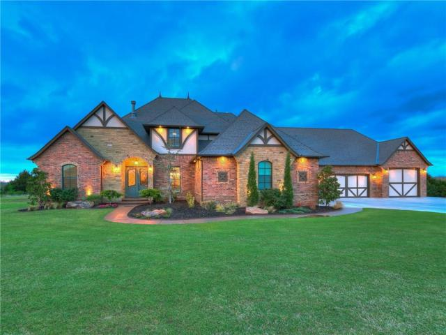 1248 Abberly Circle, Arcadia, OK 73007 (MLS #817137) :: Wyatt Poindexter Group