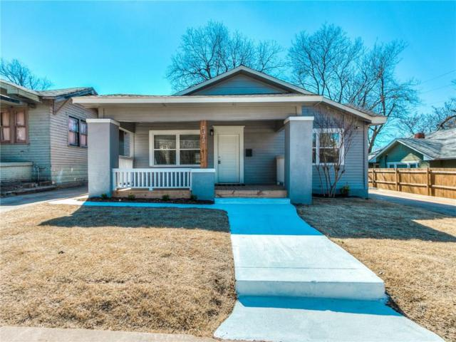 1312 W Park, Oklahoma City, OK 73106 (MLS #817141) :: Barry Hurley Real Estate