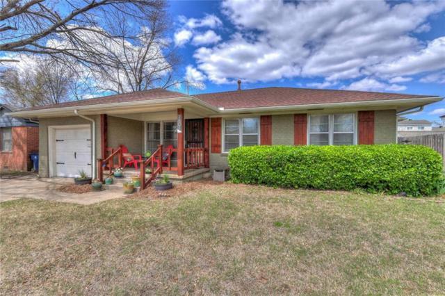 1601 Sheffield Road, Oklahoma City, OK 73120 (MLS #817161) :: Wyatt Poindexter Group