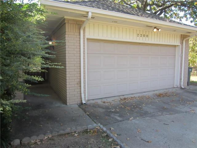 2200 Colchester Terrace, Edmond, OK 73034 (MLS #817189) :: Wyatt Poindexter Group