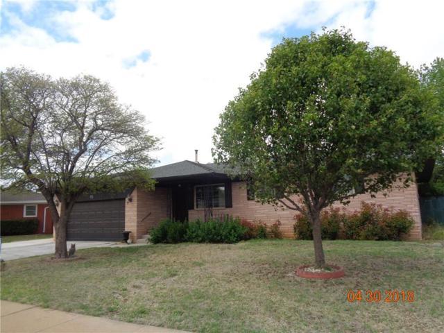 113 S Mockingbird Drive, Altus, OK 73521 (MLS #817214) :: Wyatt Poindexter Group