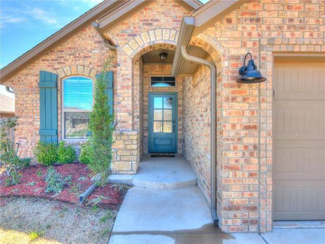 11416 NW 132nd Terrace, Piedmont, OK 73078 (MLS #817215) :: KING Real Estate Group