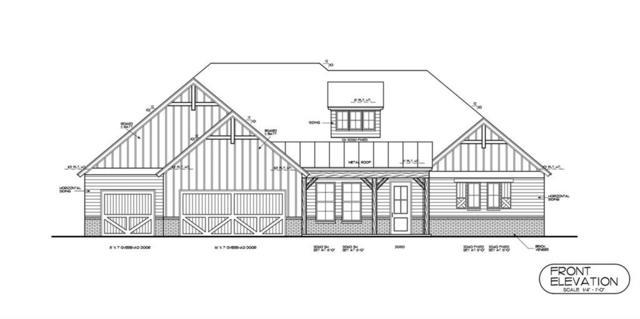 1508 Mason Lane, Edmond, OK 73034 (MLS #817224) :: Wyatt Poindexter Group