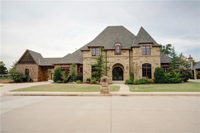 6601 Acorn Drive, Edmond, OK 73025 (MLS #817251) :: UB Home Team