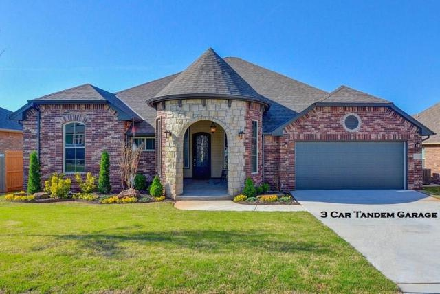 404 Perth Court, Norman, OK 73069 (MLS #817278) :: KING Real Estate Group