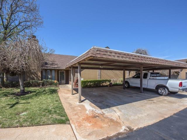 6409 Lyrewood Terrace, Oklahoma City, OK 73132 (MLS #817313) :: Erhardt Group at Keller Williams Mulinix OKC