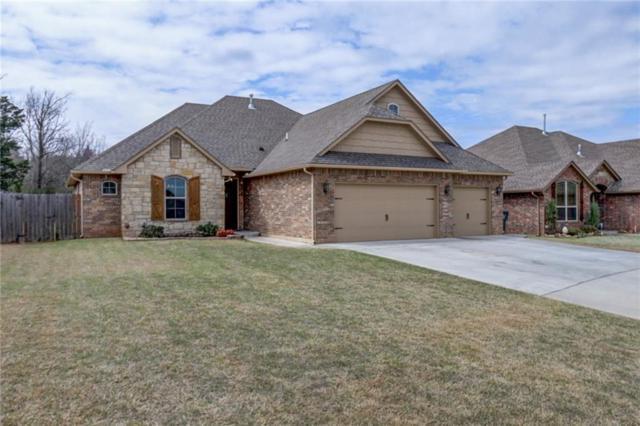813 Slim Drive, Oklahoma City, OK 73130 (MLS #817340) :: Wyatt Poindexter Group