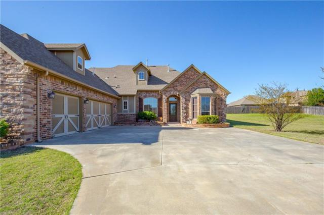 2433 SE 12th Street, Moore, OK 73160 (MLS #817353) :: Homestead & Co