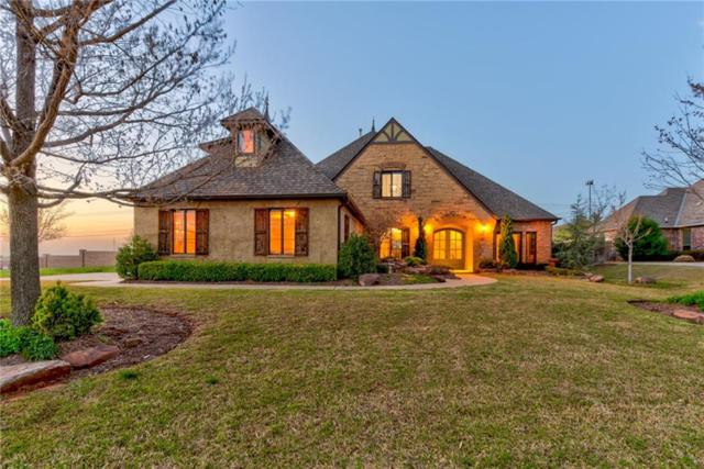 409 Oak Summit Road, Edmond, OK 73025 (MLS #817412) :: UB Home Team