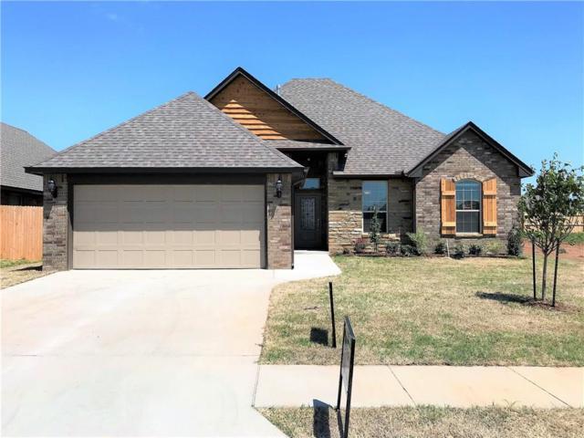 5121 SW 122nd Terrace, Oklahoma City, OK 73173 (MLS #817442) :: Wyatt Poindexter Group