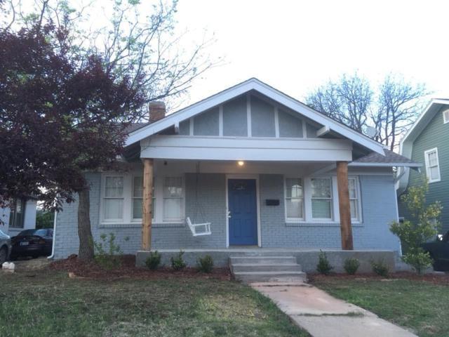 717 NW Eubanks, Oklahoma City, OK 73118 (MLS #817468) :: Wyatt Poindexter Group