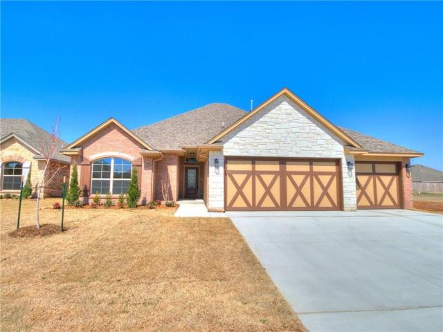 925 SW 141, Oklahoma City, OK 73170 (MLS #817498) :: Wyatt Poindexter Group