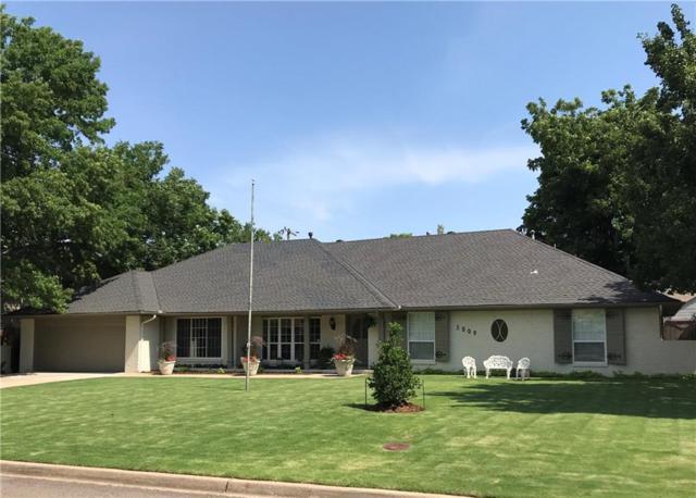 3009 Rossmore Place, Oklahoma City, OK 73120 (MLS #817503) :: Wyatt Poindexter Group