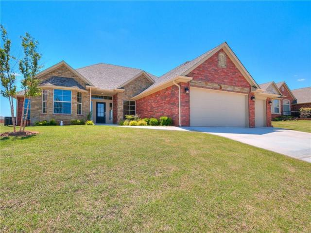 608 Spavinaw, Edmond, OK 73025 (MLS #817525) :: Wyatt Poindexter Group