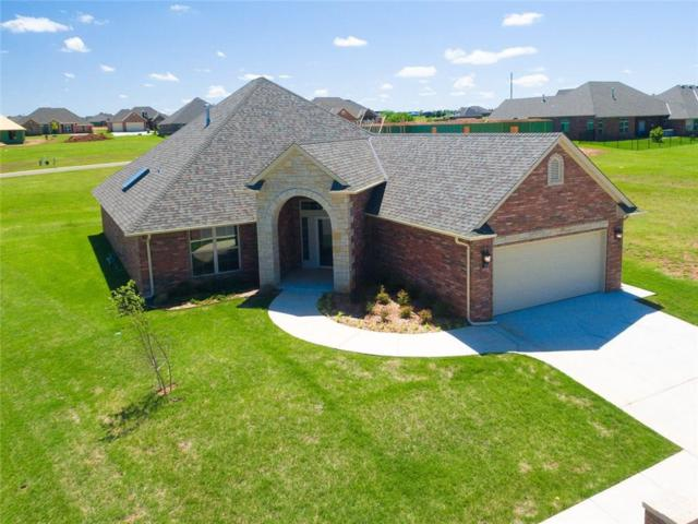 608 Geneva, Edmond, OK 73025 (MLS #817552) :: Wyatt Poindexter Group