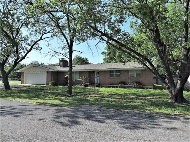 1726 W Vinita Avenue, Sulphur, OK 73086 (MLS #817558) :: Wyatt Poindexter Group
