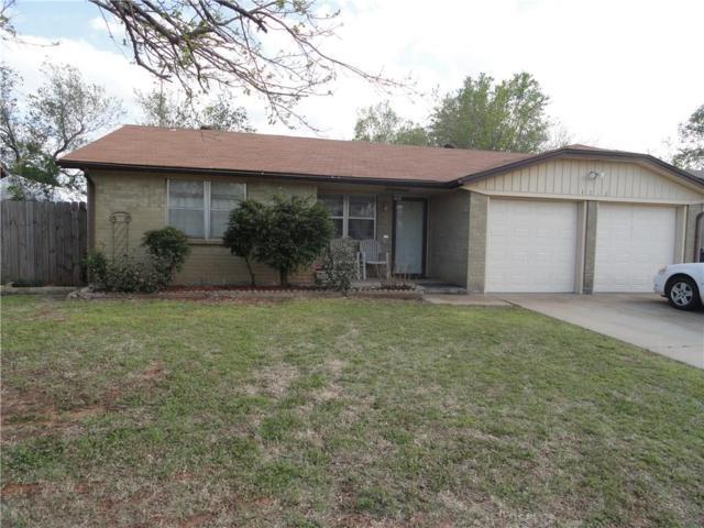 4212 SE 49th Terrace, Oklahoma City, OK 73135 (MLS #817567) :: Wyatt Poindexter Group