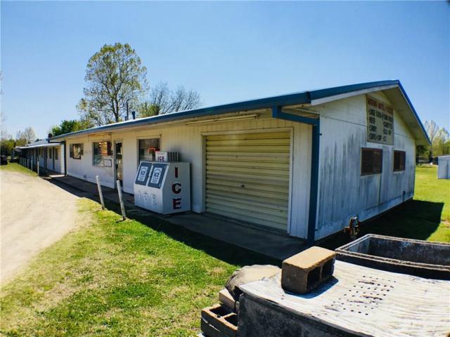 10196 N Highway 71, Stigler, OK 74462 (MLS #817591) :: Meraki Real Estate