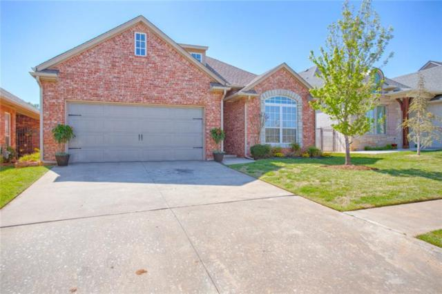 15909 San Clemente, Edmond, OK 73013 (MLS #817602) :: Erhardt Group at Keller Williams Mulinix OKC